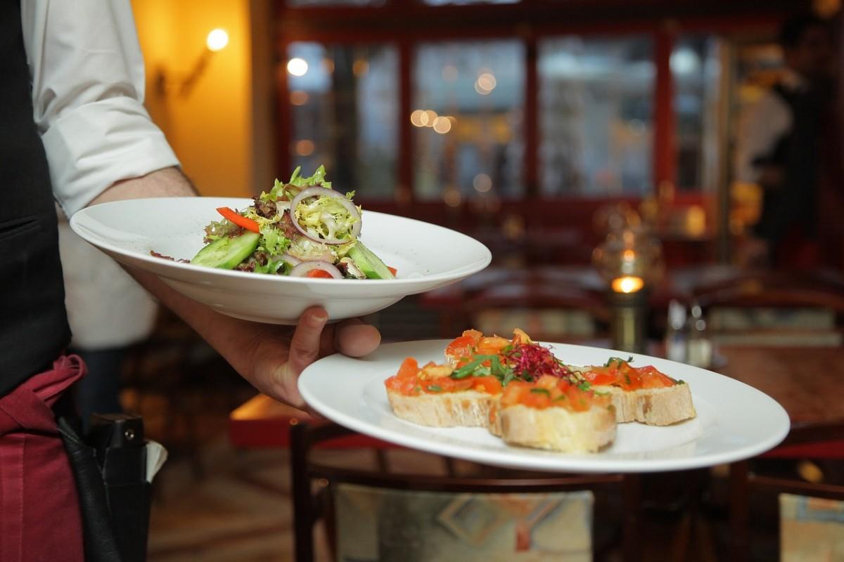 イタリアンレストランのテーブルマナー