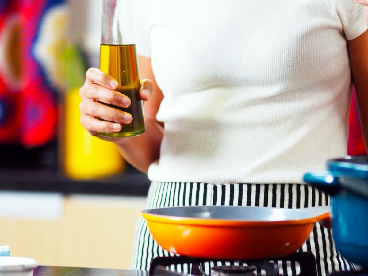 オリーブオイルの使い方レシピ
